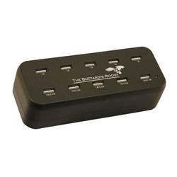"""<ul> <li><span class=""""blackbold"""">10-port Multi-Charger</span></li> <li>Charge 10 Items at Once</li> <li>Compact in Size</li> <li>Charges Upto 20 Collars</li> <li>For Alpha, DC50, TT10, T5</li> </ul>"""