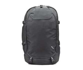 pacsafe venturesafe exp55 travel pack   black