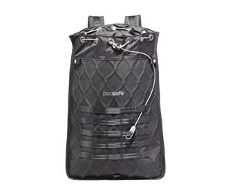 pacsafe ultimatesafe 12l backpack   black