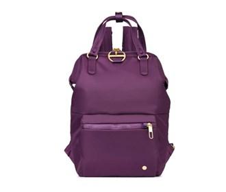 pacsafe citysafe cx mini backpack   dahlia