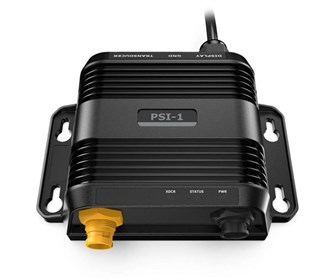 lowrance psi 1 performance sonar interface
