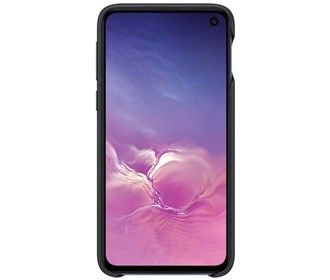 samsung galaxy s10e leather back cover