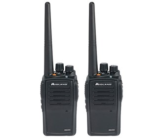 midland biztalk mb400 2 radios