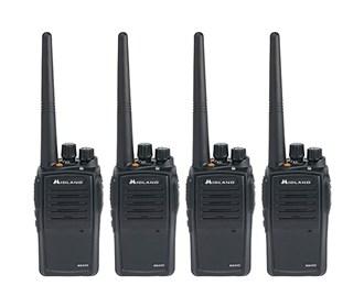 midland biztalk mb400 4 radios