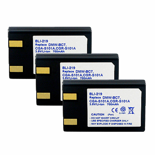 battery for panasonic dmw bc7
