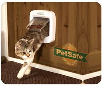 petsafe ppa19 16145 microchip cat door