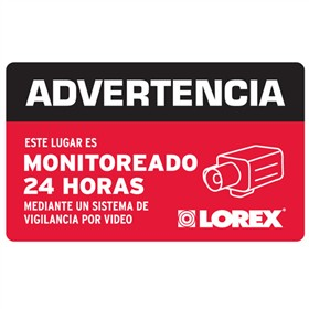 lorex decal sp