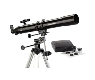 celestron powerseeker 80eq w accessory kit