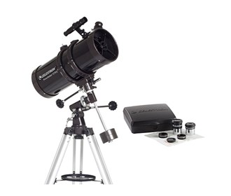 celestron powerseeker 127eq w accessory kit
