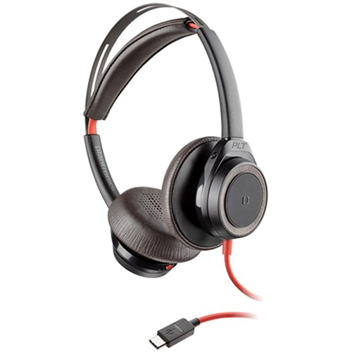 plantronics blackwire 7225 usb c black