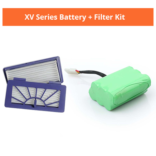 neato xv series battery and filters kit battery filter