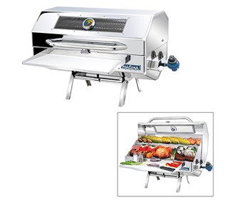 magma monterey 2 gourmet series grill a10 1225 2gs