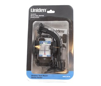 uniden un1109 window mount device holder
