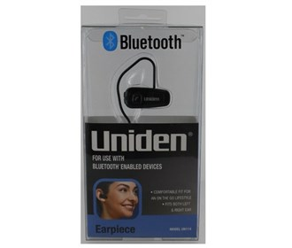 uniden un114 bluetooth earpiece