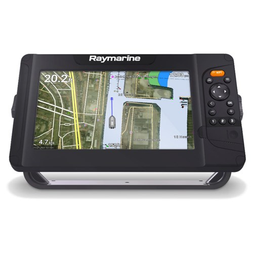 raymarine element 9 s mfd