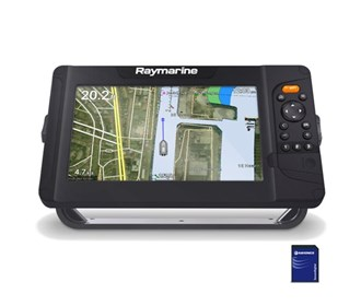 raymarine element 9 s mfd with nav plus central and south america chart
