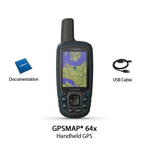 garmin gpsmap 64x 010 02258 00