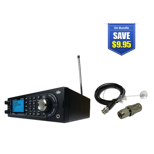 uniden bearcat bcd996p2 with mobile scanner antenna