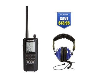 uniden bearcat bcd436hp with universal headset