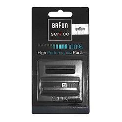 <ul> <li>Braun Part Number: 81573085</li> <li>Formerly Known As 5S cutter</li> <li>Replacement Pack</li> <li>Cutter</li> <li>Easy to clean</li> <li>For a perfect shave</li> </ul>