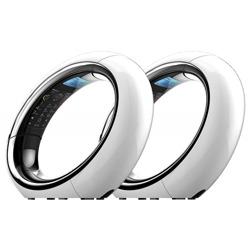 motorola idect eclipse twin white