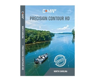lowrance c map precision contour hd chart north carolina m na y704 ms