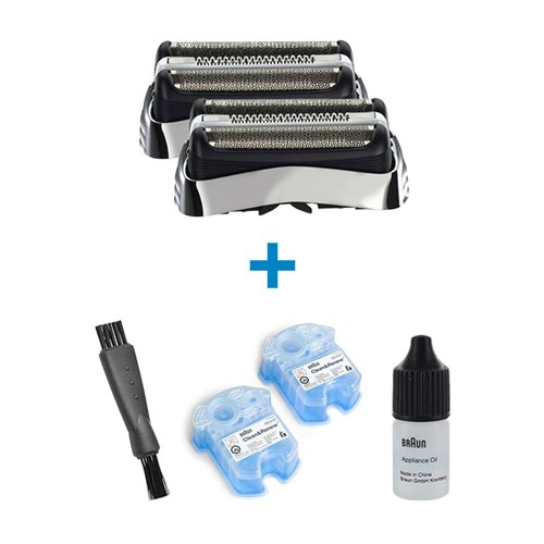 braun 32s budget saver package