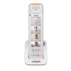 "<ul> <li><span class=""redbold"">DECT 6.0 Digital</span> <span class=""blackbold"">Technology</span></li> <li>Caller ID Announce</li> <li><span class=""greenbold"">Eco Mode Power-Conserving Technology</span></li> <li>Full-duplex Handset Speakerphone</li> <li>Visual Ringing Indicator</li> <li>Photo Dial</li> <li>Volume Control</li> </ul>"