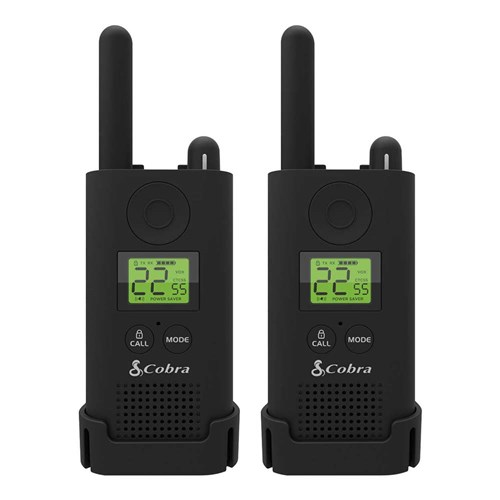 cobra px500 walkie talkies single pack