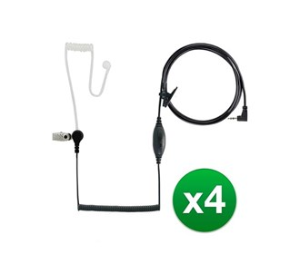 cobra ga sv01 surveillance headset microphone