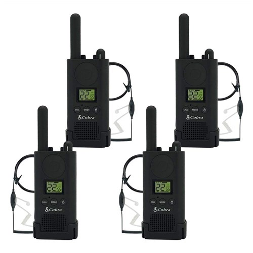 cobra px880bc2 sv01 walkie talkies pro business two way radios