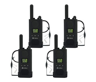 cobra px880bc2 sv01 walkie talkies pro business two way radios