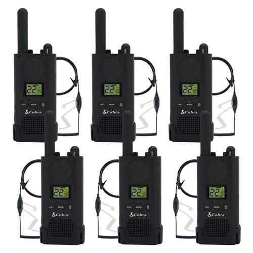 cobra px880bc3 sv01 walkie talkies pro business two way radios