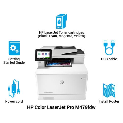 hp color laserjet pro mfp m479fdw w1a80a bgj