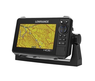 lowrance hds live 7 baja offroad plotter