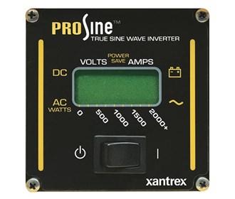 xantrex prosine remote lcd panel