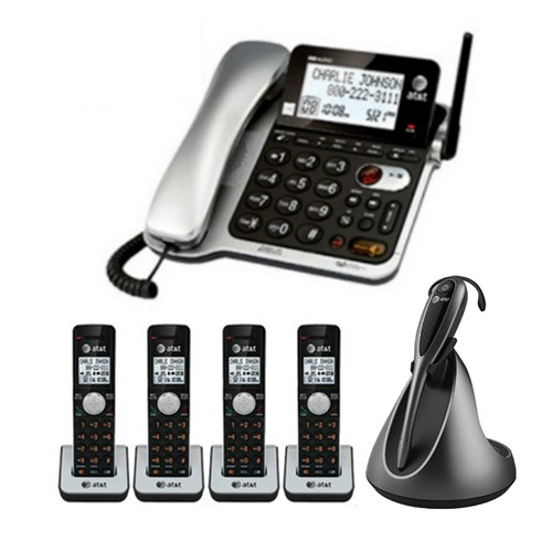 att cl84402 office bundle with free headset