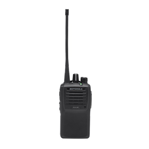motorola evx 261 uhf l single pack