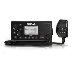 """Product # 000-14473-001 <br /> <ul> <li><span class=""""blackbold"""">VHF Marine Radio</span></li> <li><span class=""""bluebold"""">Integrated GPS</span></li> <li>Integrated Class B AIS Transceiver</li> <li>Connect up to Two Wireless Handsets</li> <li>Removable Fist Mic</li> <li>Class D DSC Approved VHF Radio</li> <li>NMEA 0183&reg; &amp; NMEA 2000&reg; Compatible</li> <li>Power Output: 25 Watts</li> </ul>"""