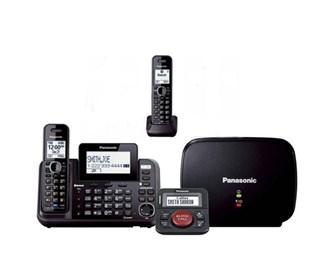 panasonic kx tg9542b with range extender and call blocker