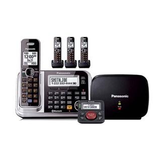 panasonic kx tg7874s with range extender and call blocker