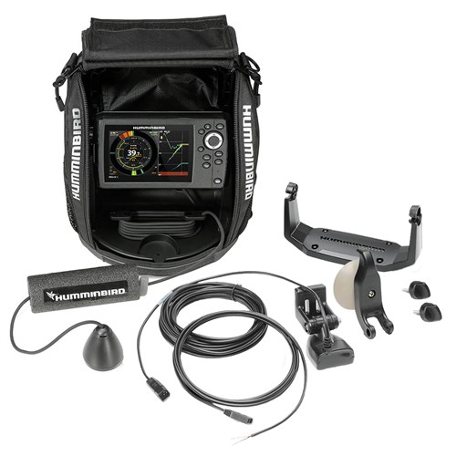 humminbird ice helix 5 chirp/gps g2 all season bundle