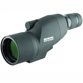 brunton echo straight 50mm spotting scope 12 36x