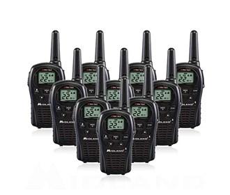 midland xtra talk lxt500vp3 10 radios