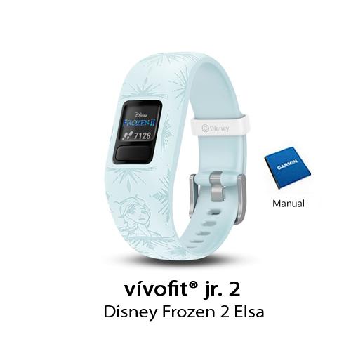 garmin vivofit jr.2 disney frozen 2 elsa