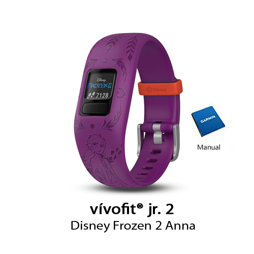 garmin vivofit jr.2 disney frozen 2 anna