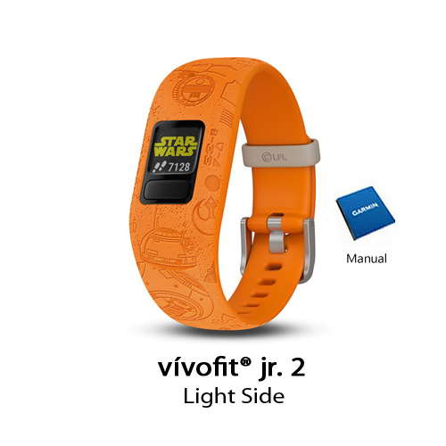 garmin vivofit jr.2 star wars light side