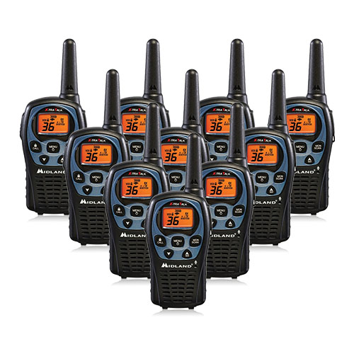 midland xtra talk lxt560vp3 10 radios