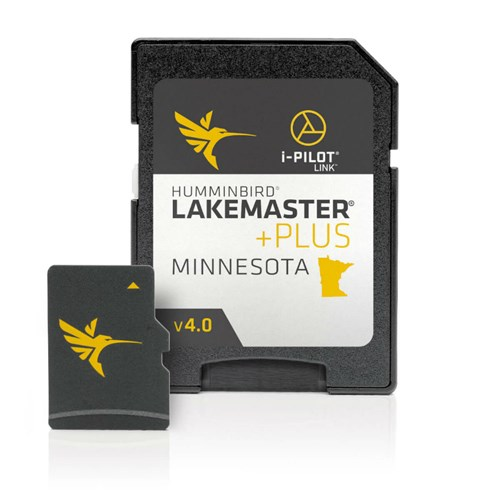 humminbird lakemaster plus minnesota