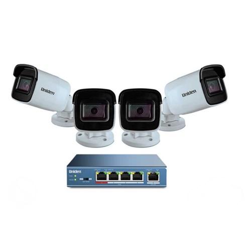 uniden uc8400 4 cameras